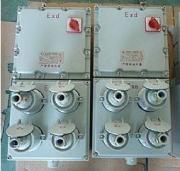 防爆插座配电箱,防爆检修电源插座箱
