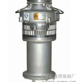 QY25-32-4充油式不锈钢潜水电泵304不锈钢喷泉泵