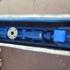 FG30-1不锈钢螺杆泵