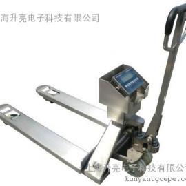 浙江不锈钢防水电子叉车秤