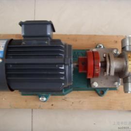 KCB33.3(2CY2/14.5)不锈钢齿轮泵