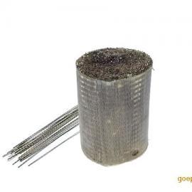波纹丝条刷丝 金属刷丝 不锈钢波纹丝 304制刷钢丝