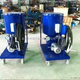 DRB-P型电动润滑泵装置