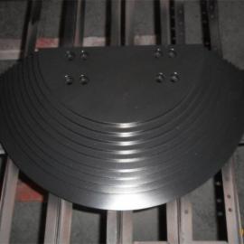 氟碳喷涂机械设备配套设施不粘耐磨