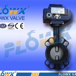 电动对夹蝶阀意大利品质(FLOWX)