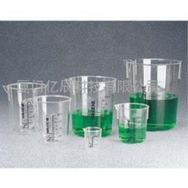 耐洁PMP烧杯塑料烧杯,400ml,不带手柄,现货