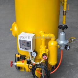 无锡开放式喷砂机,鑫通牌1040型除锈加压喷砂机