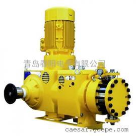 PRIMEROYAL米顿罗高性能液压隔膜计量泵