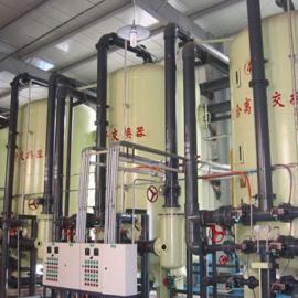 混合离子交换器 软化水处理设备 洛阳水之源专业生产