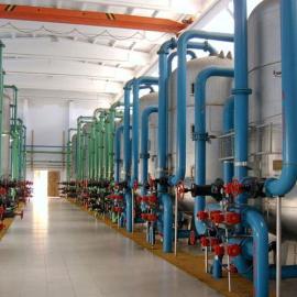 阳离子交换器 软化水处理专用设备 水之源特供