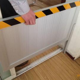 黄冈市铝合金材质挡鼠板质量*扬州0.5米高挡鼠板厂家