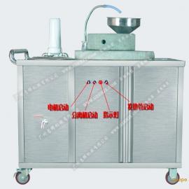 原生态全自动电热石磨豆乳机