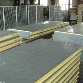 不锈钢防滑冷库板,硬质聚氨酯发泡成型