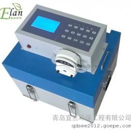 远程控制水质自动采样器
