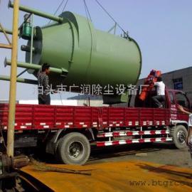 ZC型机械回转反吹扁袋式除尘器