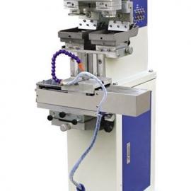 双色移印机、双色穿梭油盆移印机、专业生产双色移印机