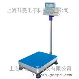 安徽打印不干胶电子平台秤