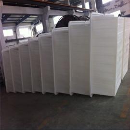 塑料方箱专业加工厂友特热销,嘉兴1100LPE材质方形桶,