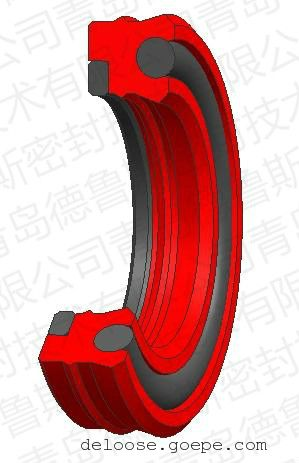 液压支架立柱密封件/侧推缸密封圈/护帮,抬底,推移千斤顶密封圈图片