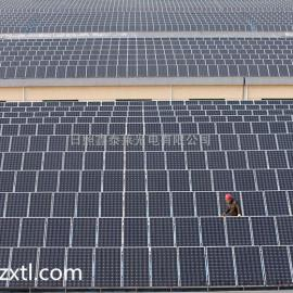 柳州太阳能电池板现货,柳州太阳能分布式发电,供电局验收好
