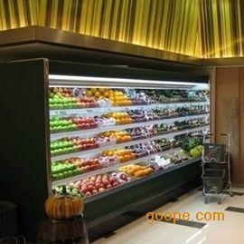 供应江苏无锡、常州、苏州冷藏保鲜柜/水果冷藏柜/厂家定做保鲜柜