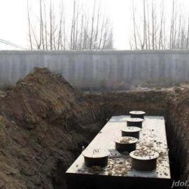 宣图地埋一体化污水处理设备
