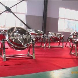 蒸汽夹层锅 蒸汽夹层锅价格 蒸汽可倾式夹层锅 诸城夹层锅