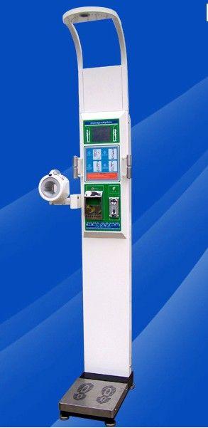 拓普top-900多功能超声波人体体检机超声波人体秤健康秤价格