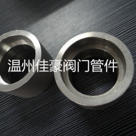 不绣钢承插焊管箍 焊接式直通管接 高压直通管接头