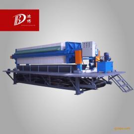 压滤设备带式压滤机污泥处理全自动压滤机厢式压滤机板框压滤机