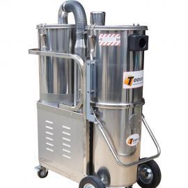 细微粉尘专用吸尘器/吸粉末大功率工业吸尘器