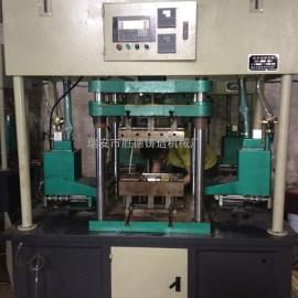 山东泰安挖掘机斗齿射芯机模具全自动操作覆膜砂射芯机工作原理