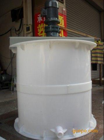 广东佛山专业制作PVC搅拌桶厂家直销