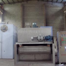 供应优质常州产黄花菜烘干机、黄花菜带式干燥机