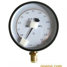 高精密标准压力表,YB160D精密压力表