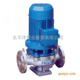 IHG立式单级化工泵