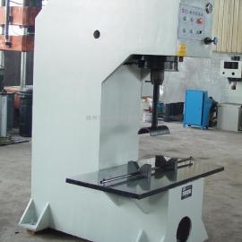 供应40吨单臂压力机 单柱压装机 滕州盛联机械厂