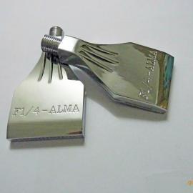 唐源  1/4寸16孔铝合金 不锈钢吹风喷嘴 吹气喷头