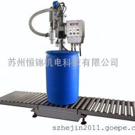锦州V5-300A液上型液体灌装秤