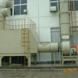 广东佛山专业生产制造PP喷淋净化塔厂家直销