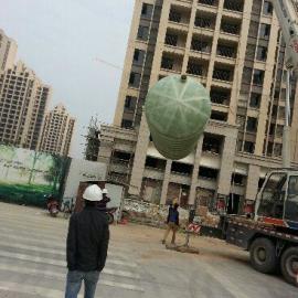 深圳玻璃钢缠绕式化粪池