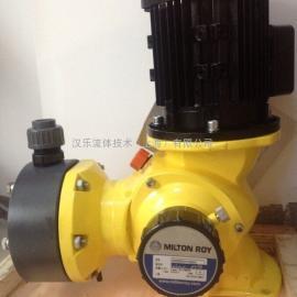 米顿罗GM0400PQ1MNN机械隔膜计量泵