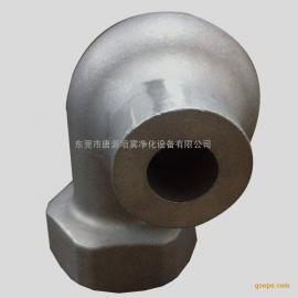 不锈钢2寸涡流喷嘴/防堵塞喷头/大流量大角度脱硫除尘