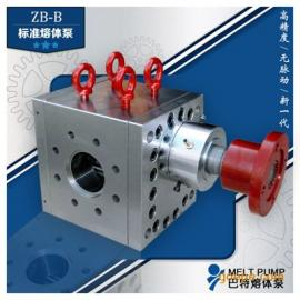 高温TPU热熔胶熔体泵 巴特高温高压熔体泵
