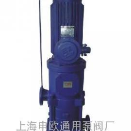 150PBDL150-20X5低噪音多级屏蔽泵