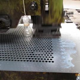 新疆镀锌冲孔网板-2MM镀锌板圆孔网-冲孔圆孔网板加工