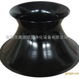 粉末回收折叠滤芯反冲装置配件 文氏管 镀锌板黑色文氏管