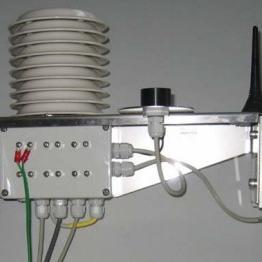 农田区域自动气象站系统介绍