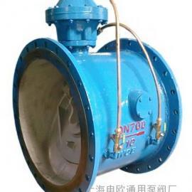 BFDG71M41H-16C-DN600铸钢管力阀