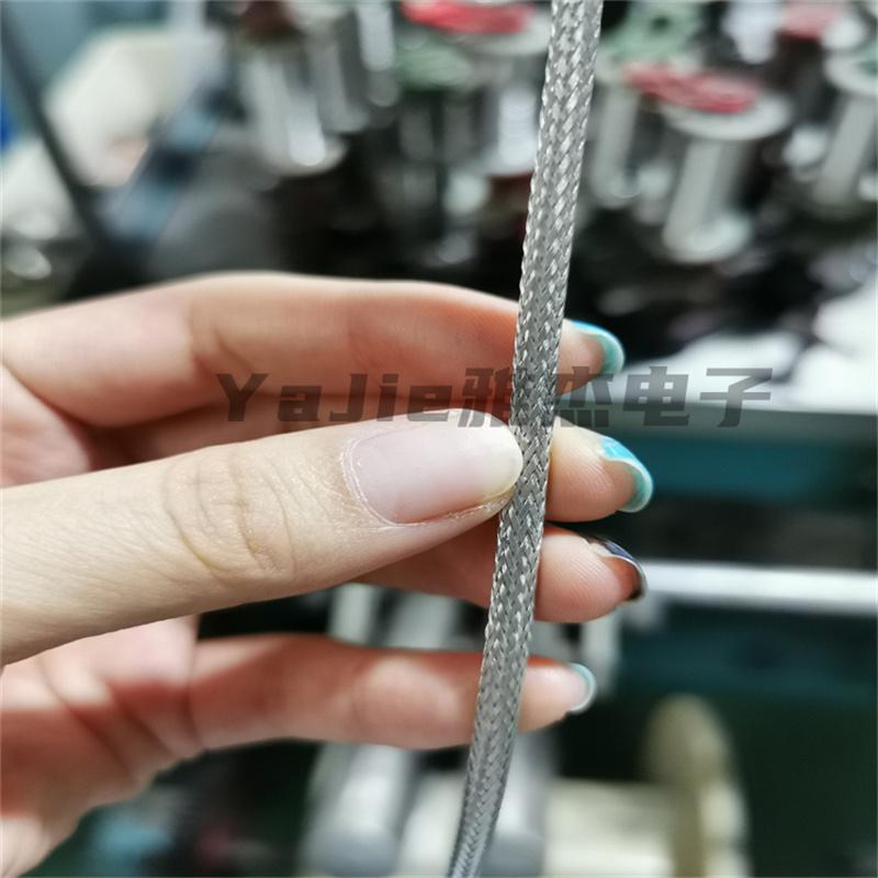 304不锈钢丝编织带
